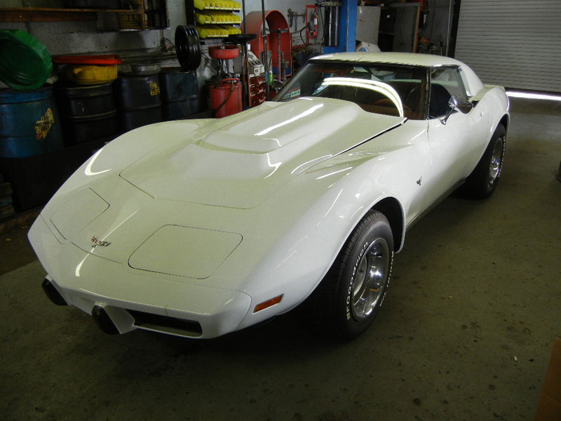 1978 Corvette- 350 CI, Automatic