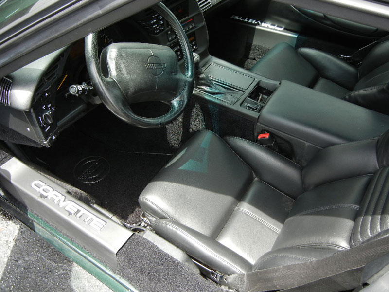 Parts For Cars >> 1995 Corvette