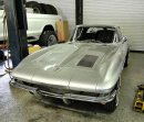 1963 Corvette Frame Off Restoration