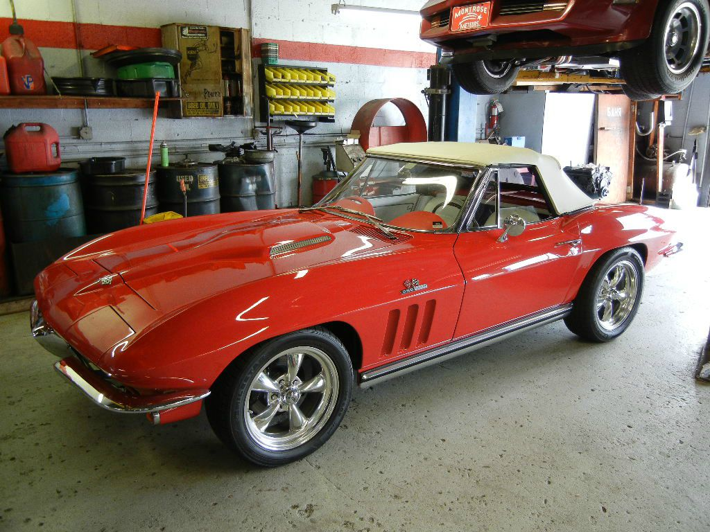 1965 Corvette Big Block