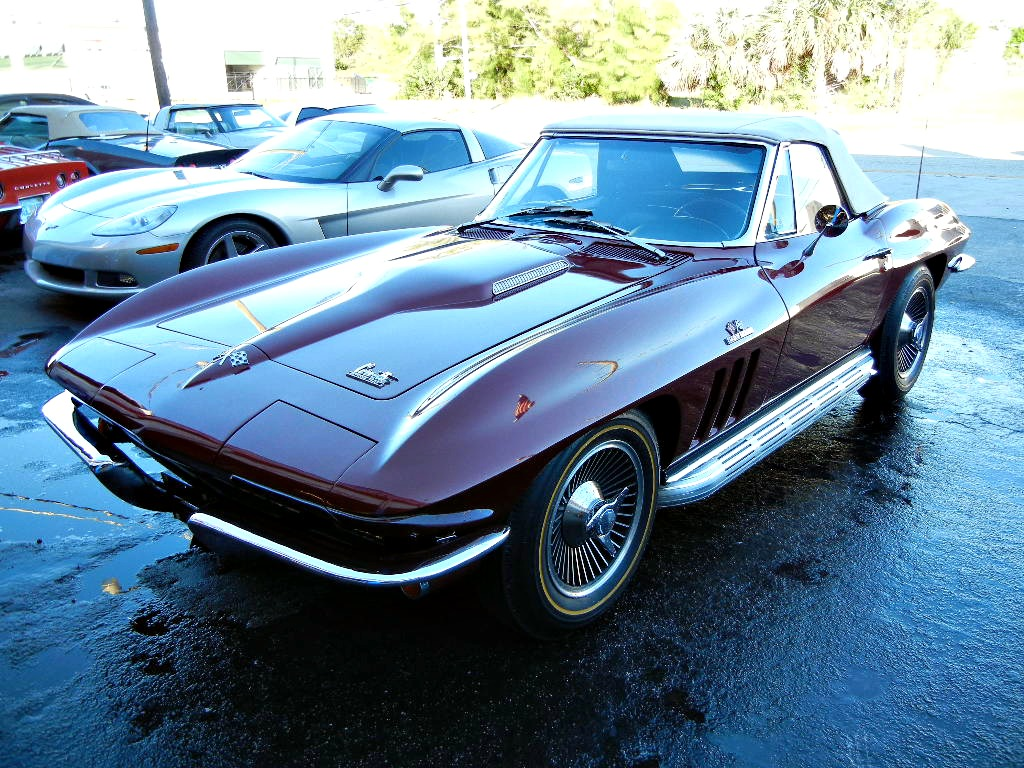 1967 Corvette - 427 CI, 390 HP