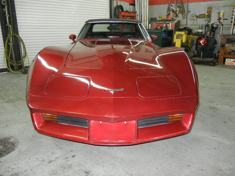 1980 Corvette, engine build with performance upgrades