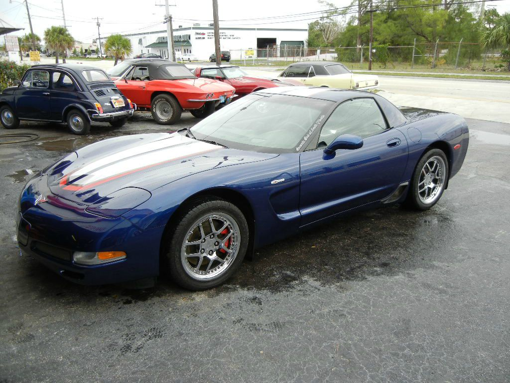 2004 Corvette Z06 Conversion work