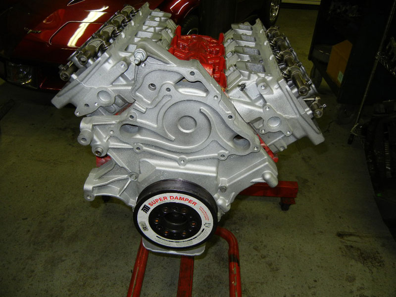 2006 Dodge Challenger STR-8, engine build, supercharger & dyno tune