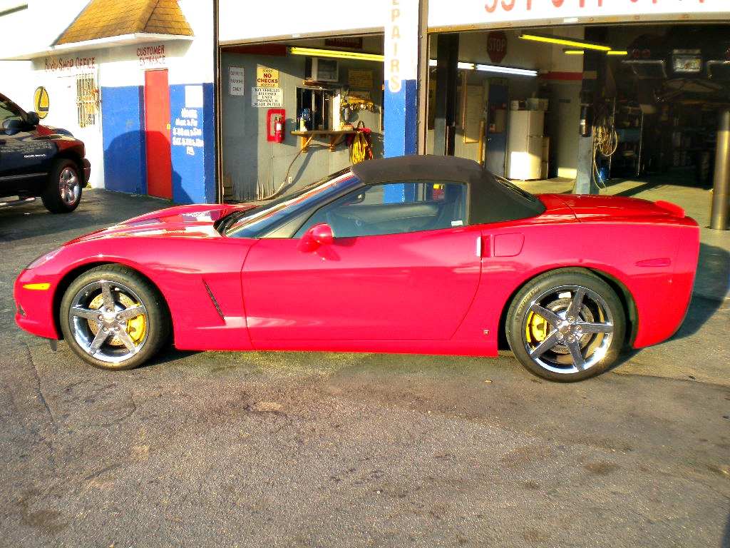 2007 Corvette , LS2 automatic