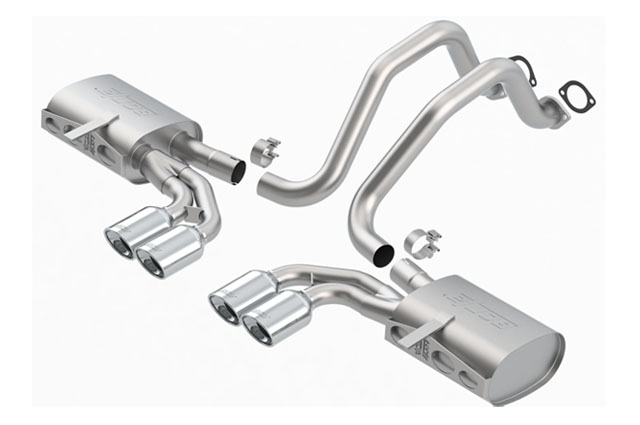 BORLA? offers performance exhaust systems with a variety of sound levels to ensure your experience fits your specific needs.