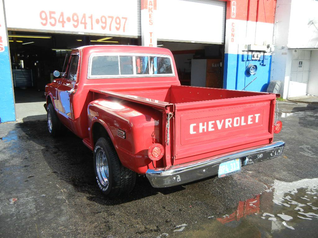 Chevrolet C10 Pick Up