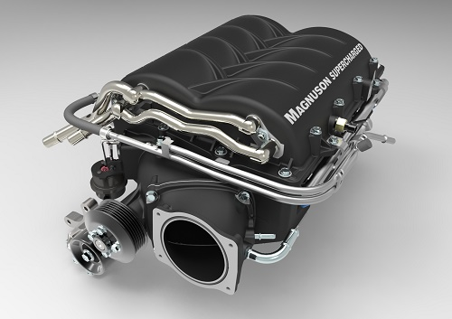 magnuson-supercharger performacnce system